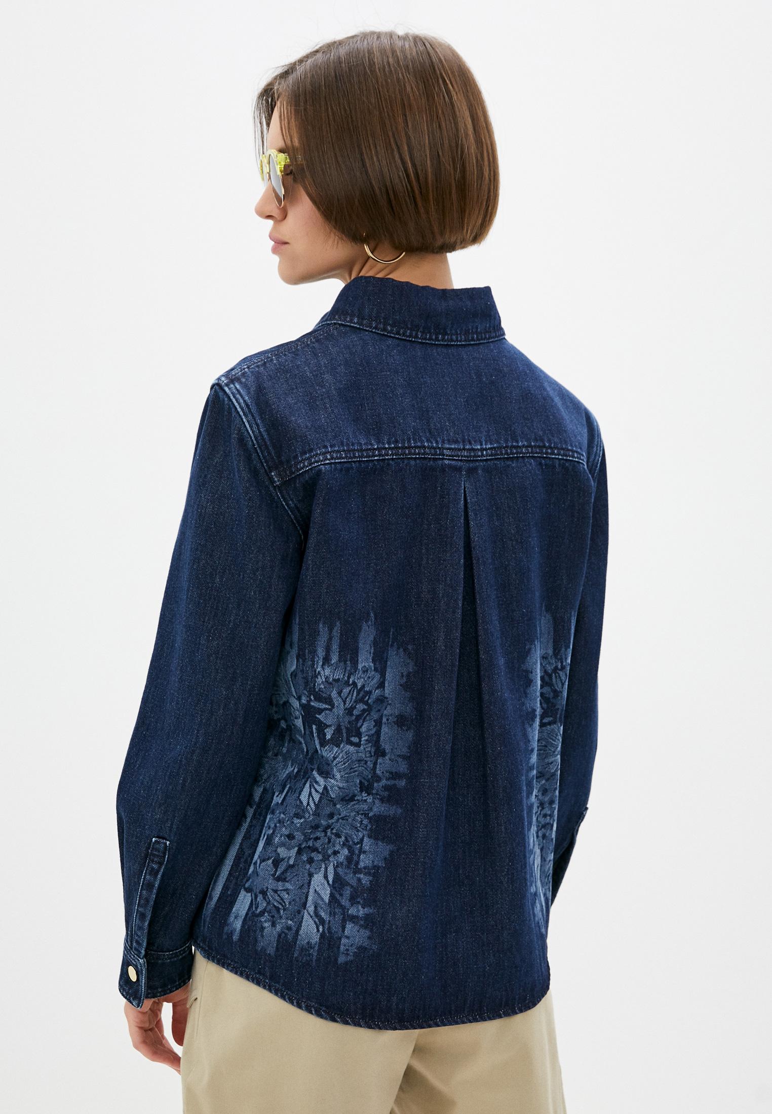 Рубашка Alberta Ferretti A02151678: изображение 4