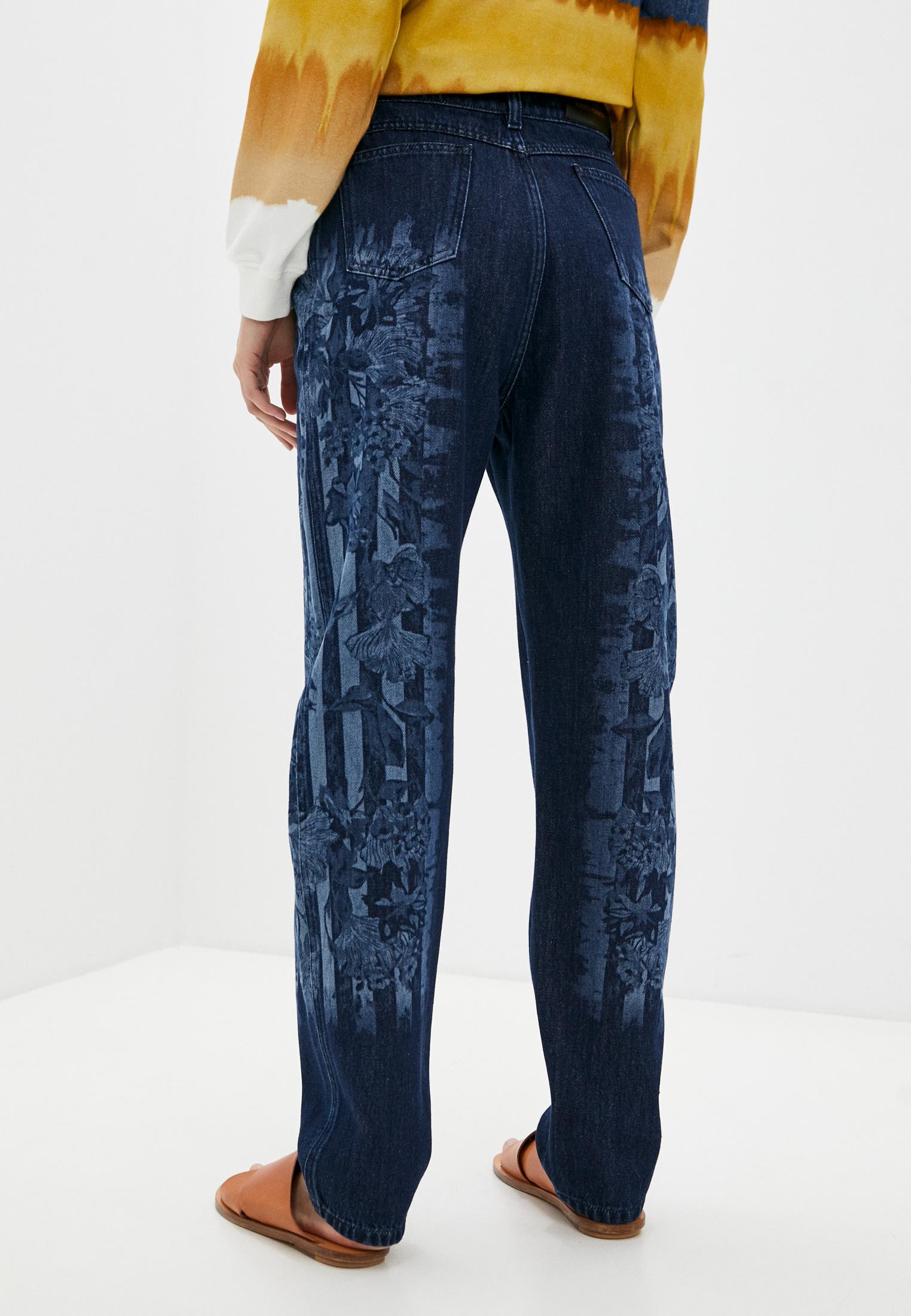 Прямые джинсы Alberta Ferretti A03131678: изображение 4