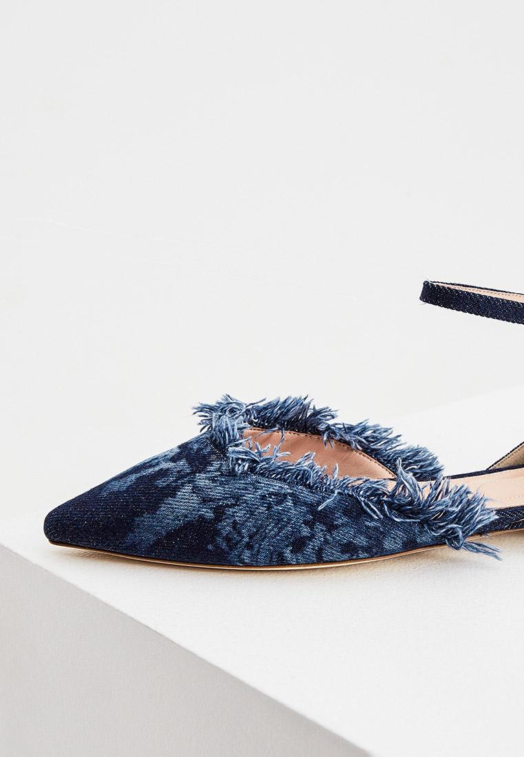 Женские туфли Alberta Ferretti A60098209: изображение 2