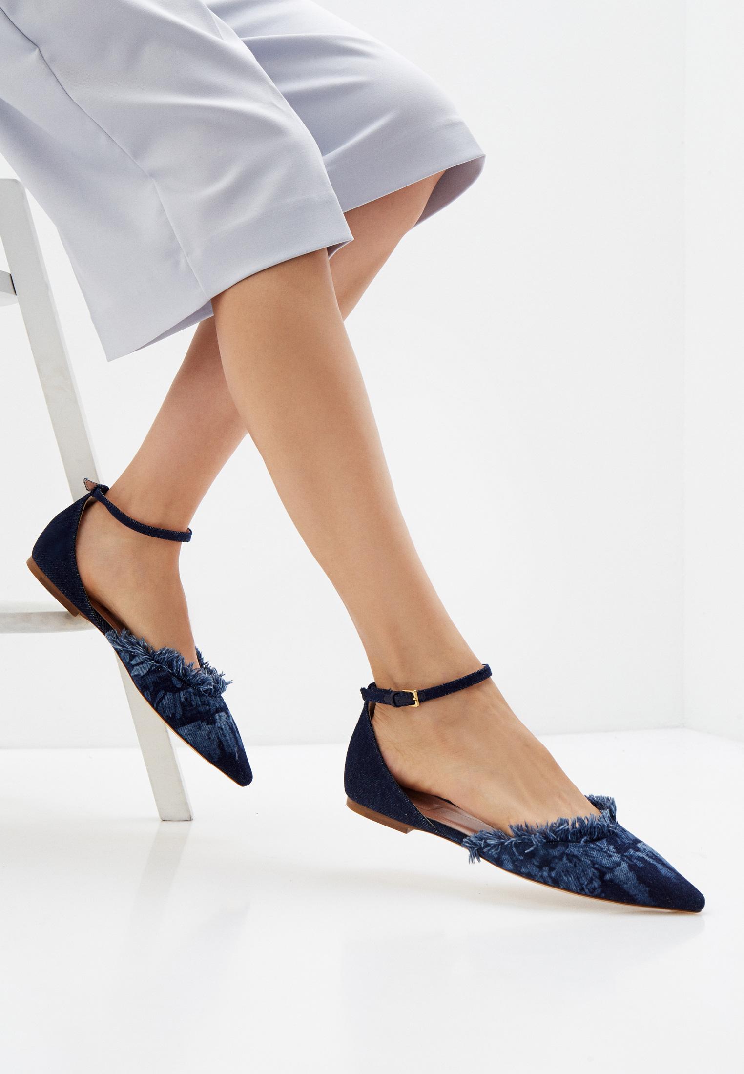 Женские туфли Alberta Ferretti A60098209: изображение 6
