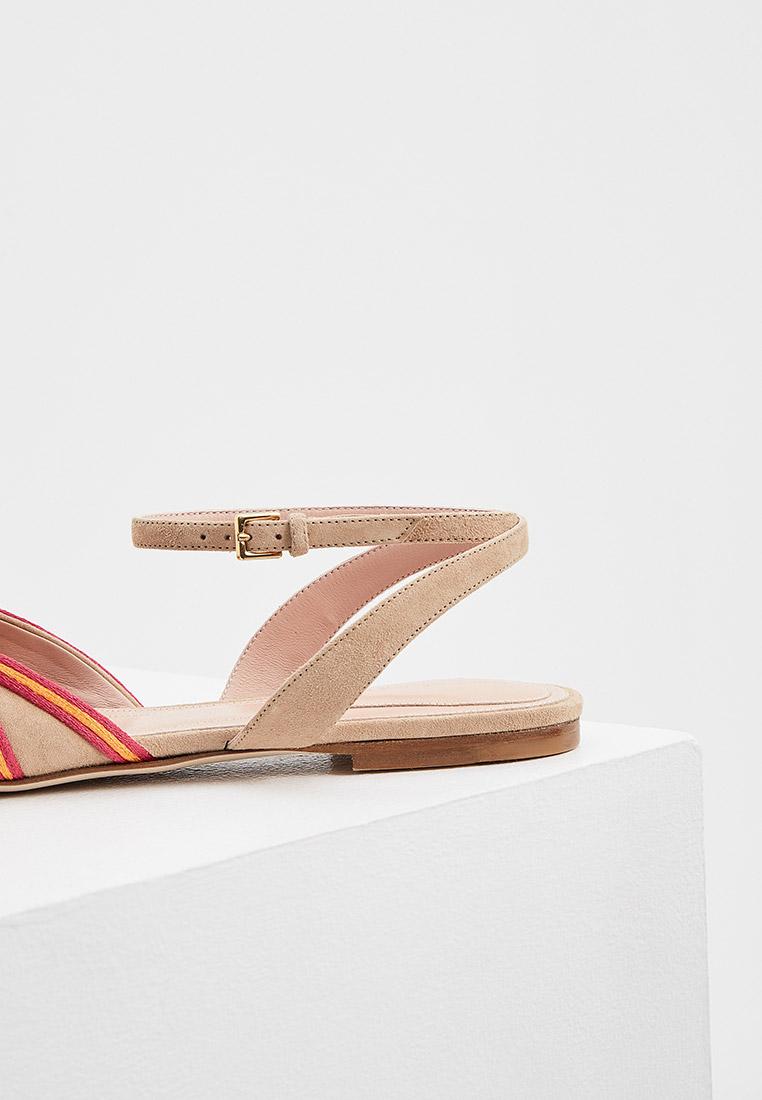 Женские туфли Alberta Ferretti A66018004: изображение 4