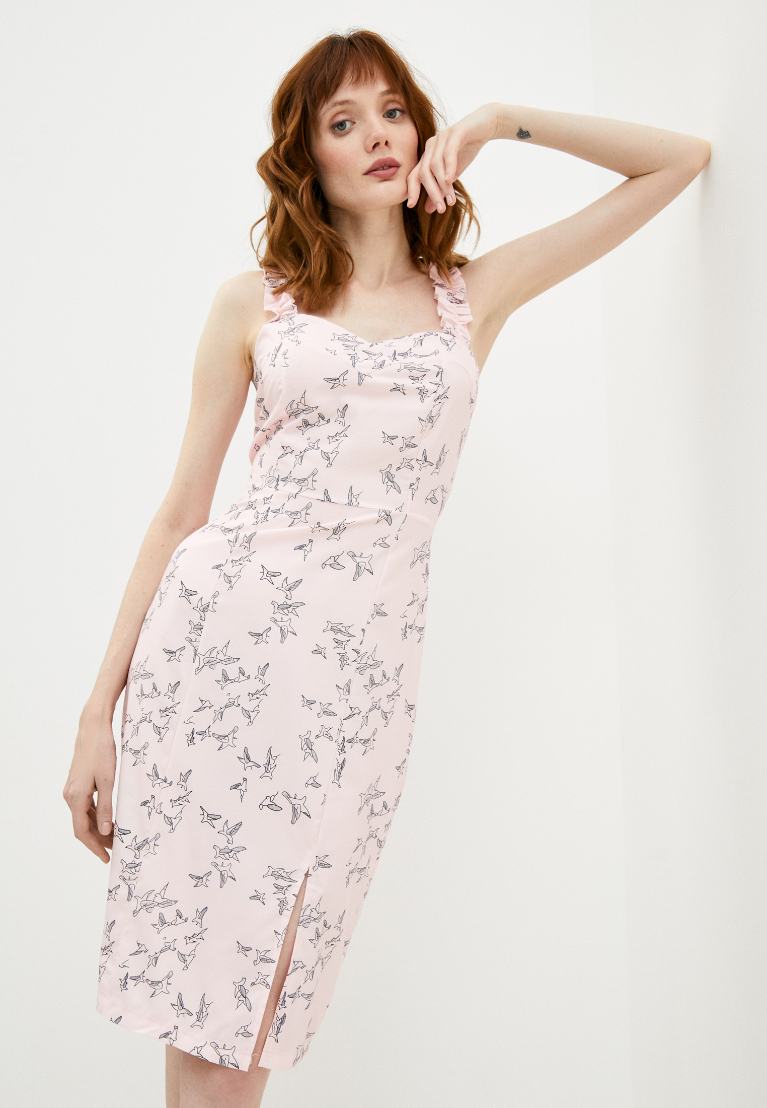Платье Diverius 8599