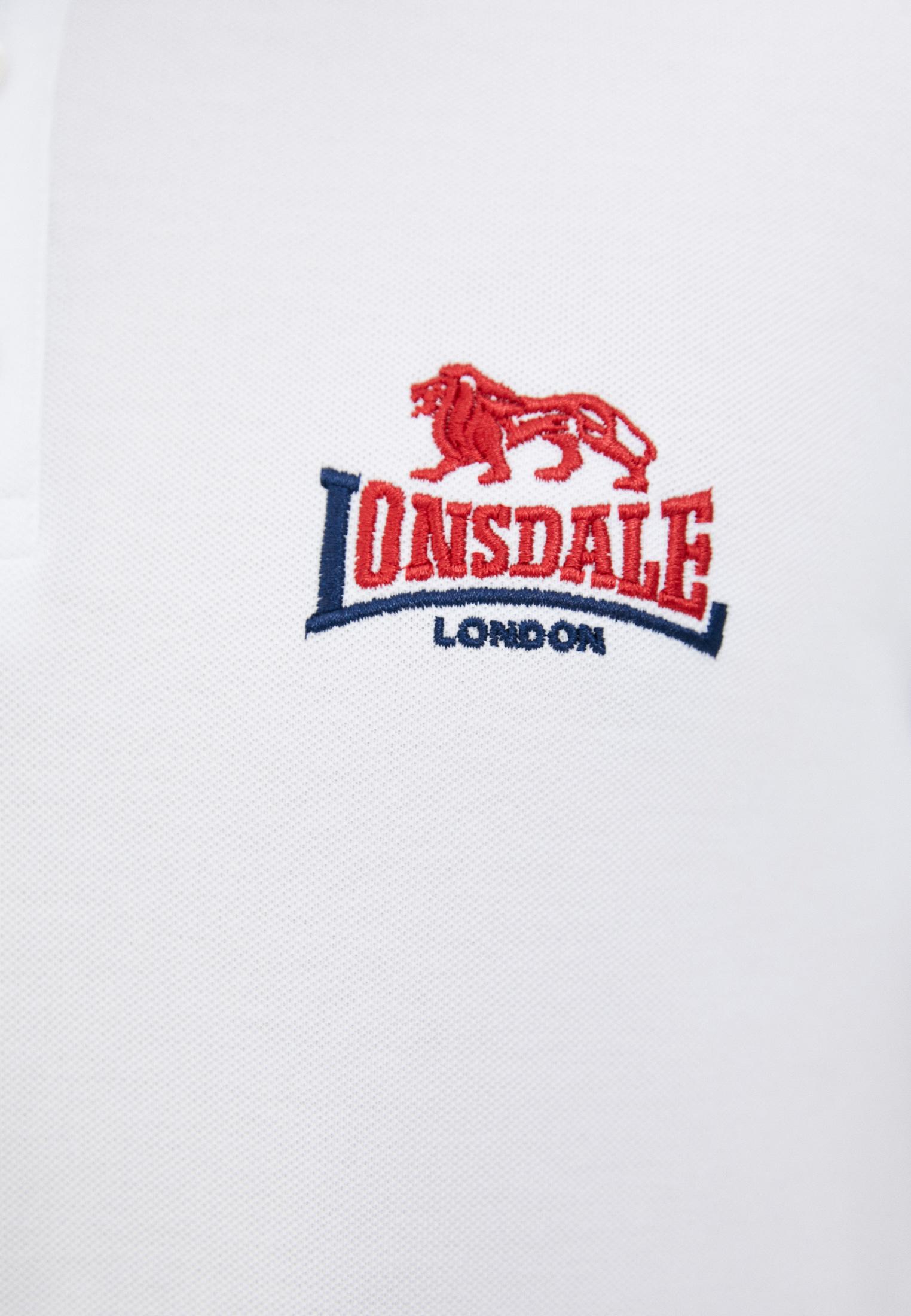 Футболка Lonsdale MPL013