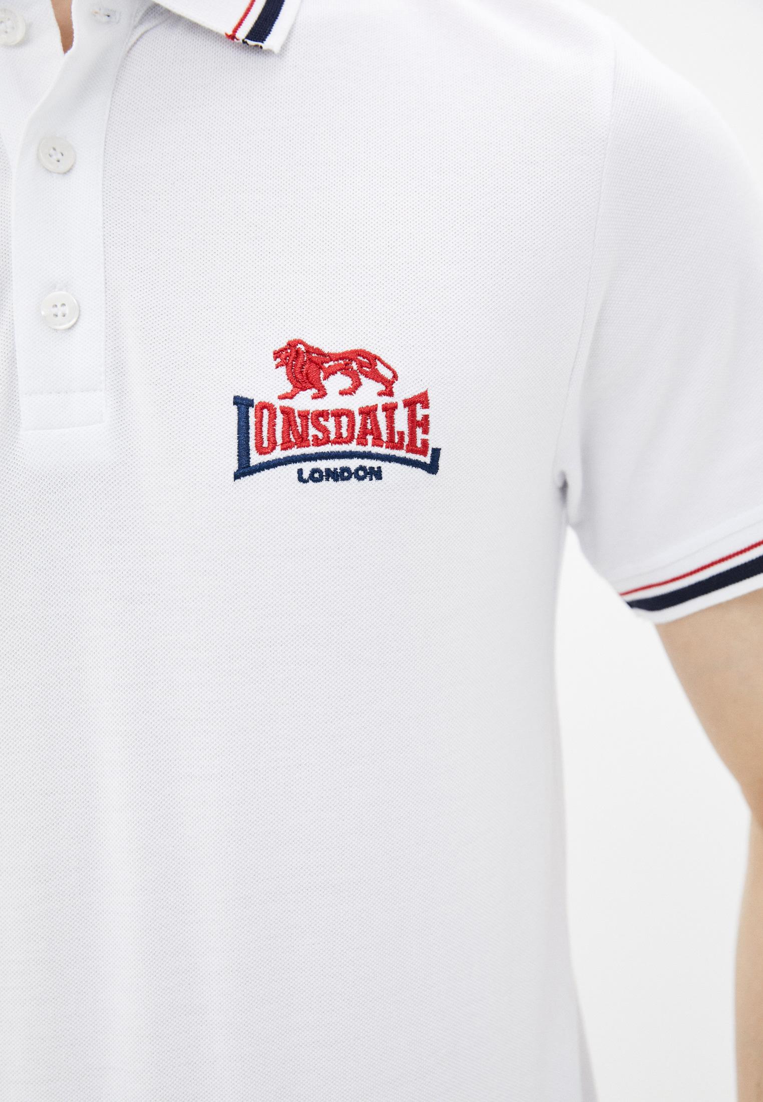 Футболка Lonsdale (Лонсдейл) MPL014
