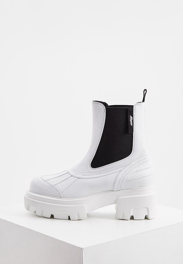Женские ботинки MSGM 3042MDS631 114: изображение 1