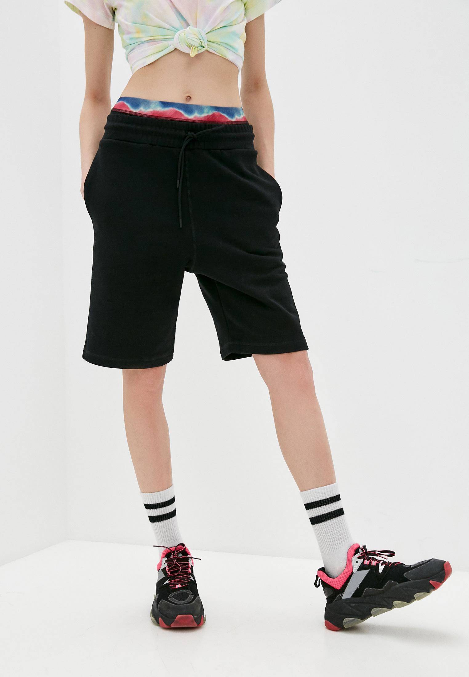 Женские повседневные шорты MSGM Шорты спортивные MSGM