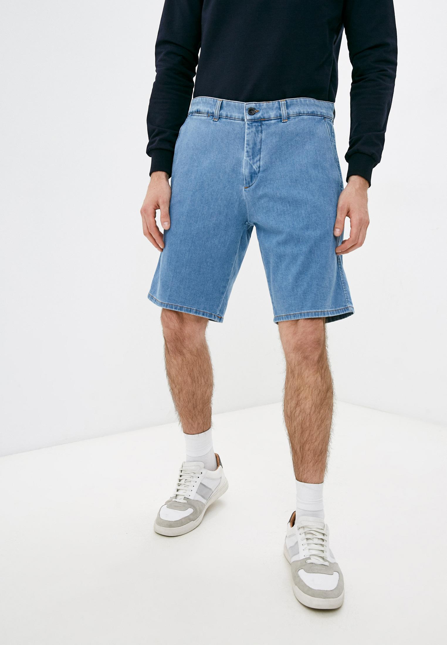 Мужские джинсовые шорты Harmont&Blaine BRF001059441B06