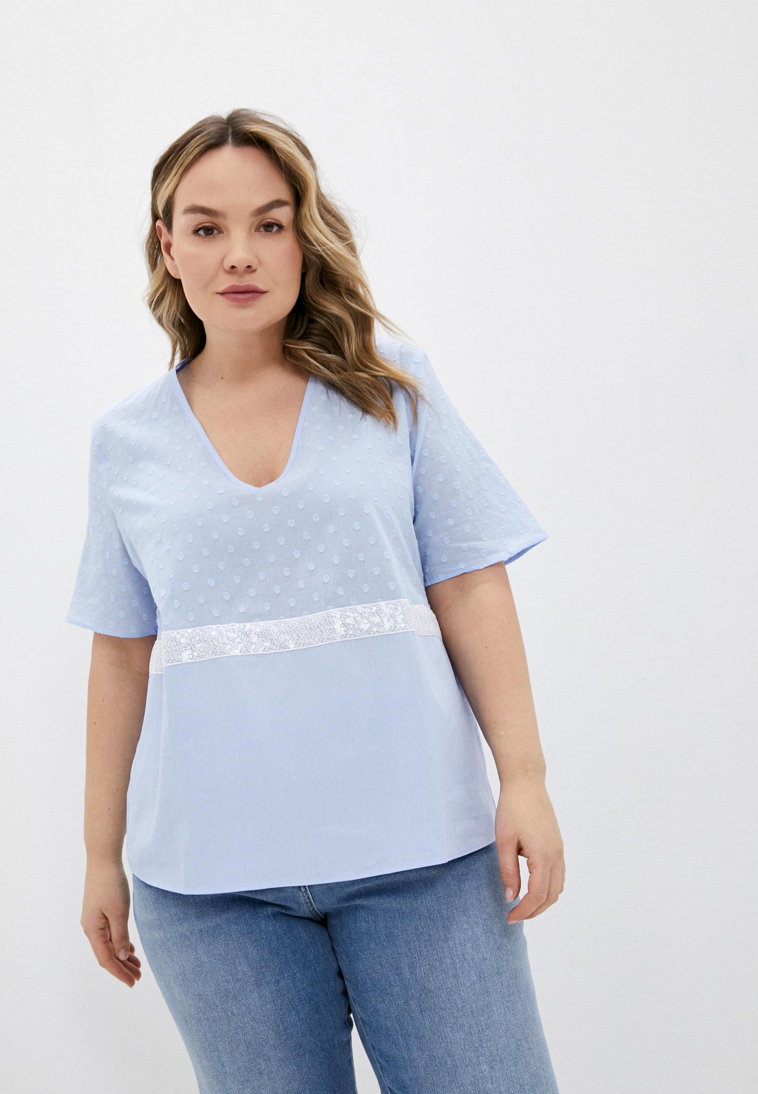 Блуза Persona by Marina Rinaldi 1111301: изображение 1