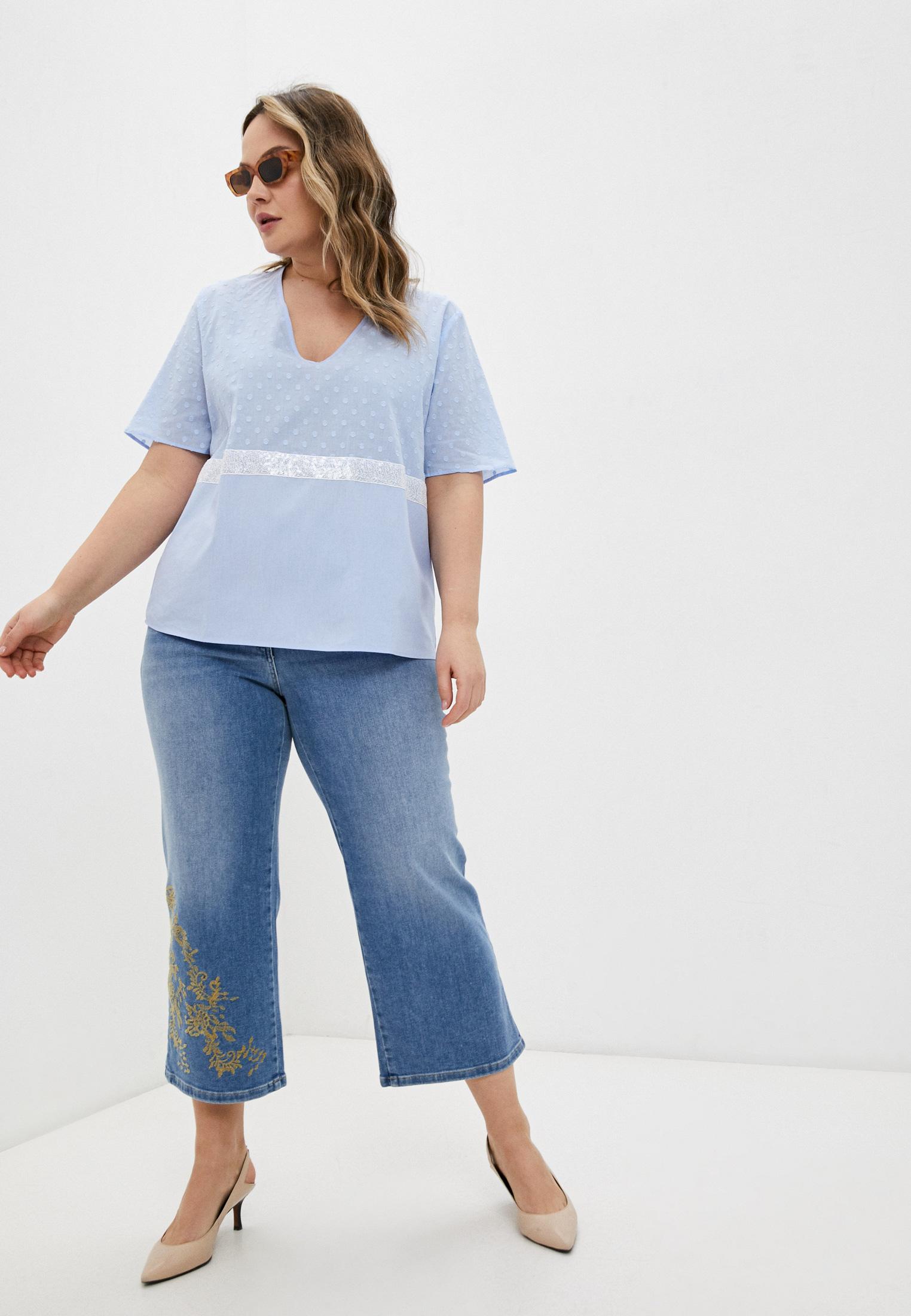 Блуза Persona by Marina Rinaldi 1111301: изображение 3