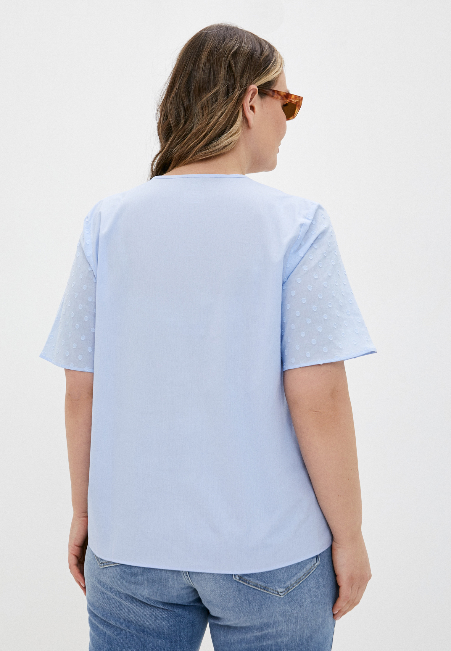 Блуза Persona by Marina Rinaldi 1111301: изображение 4