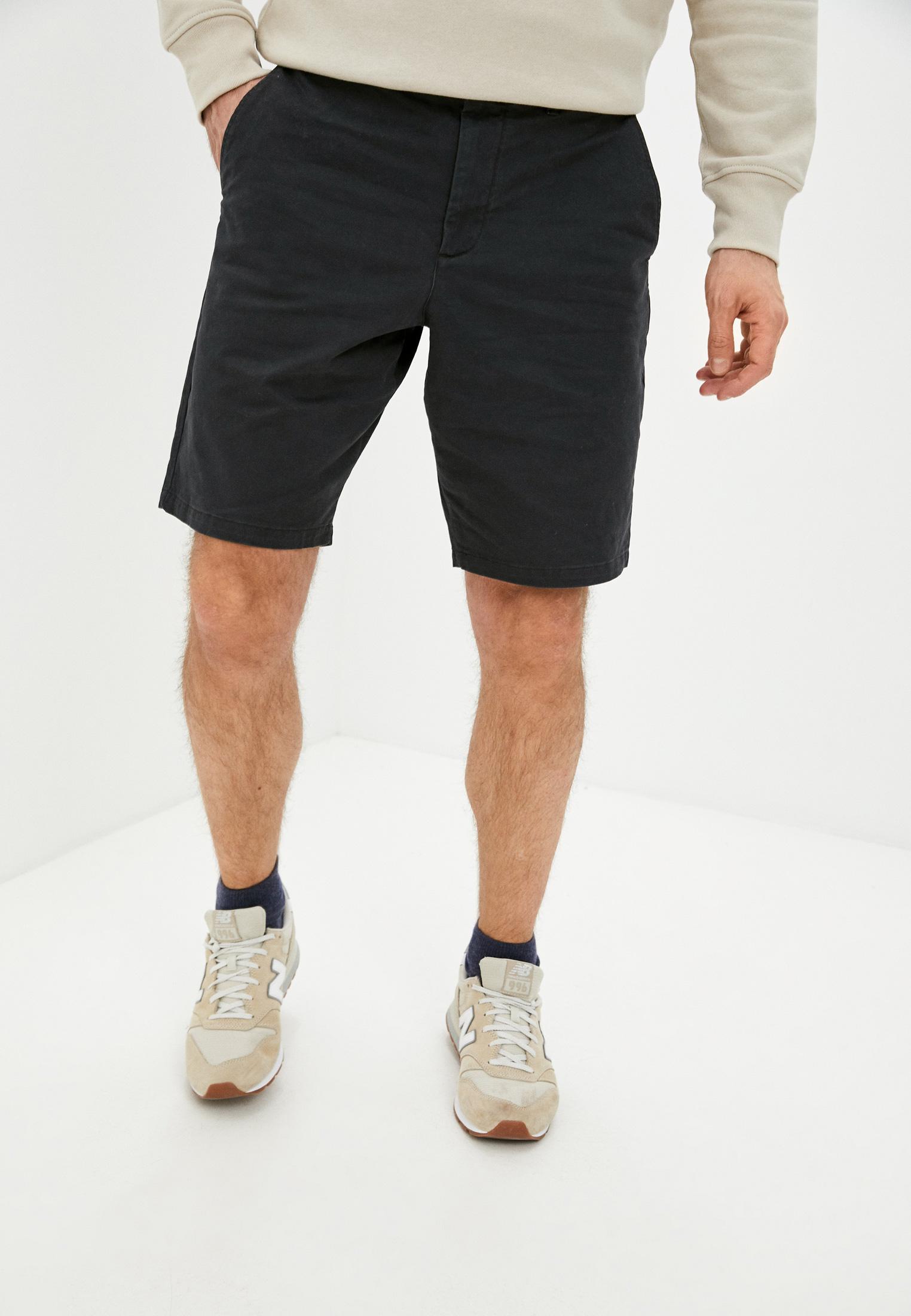 купить мужские черные шорты lideko