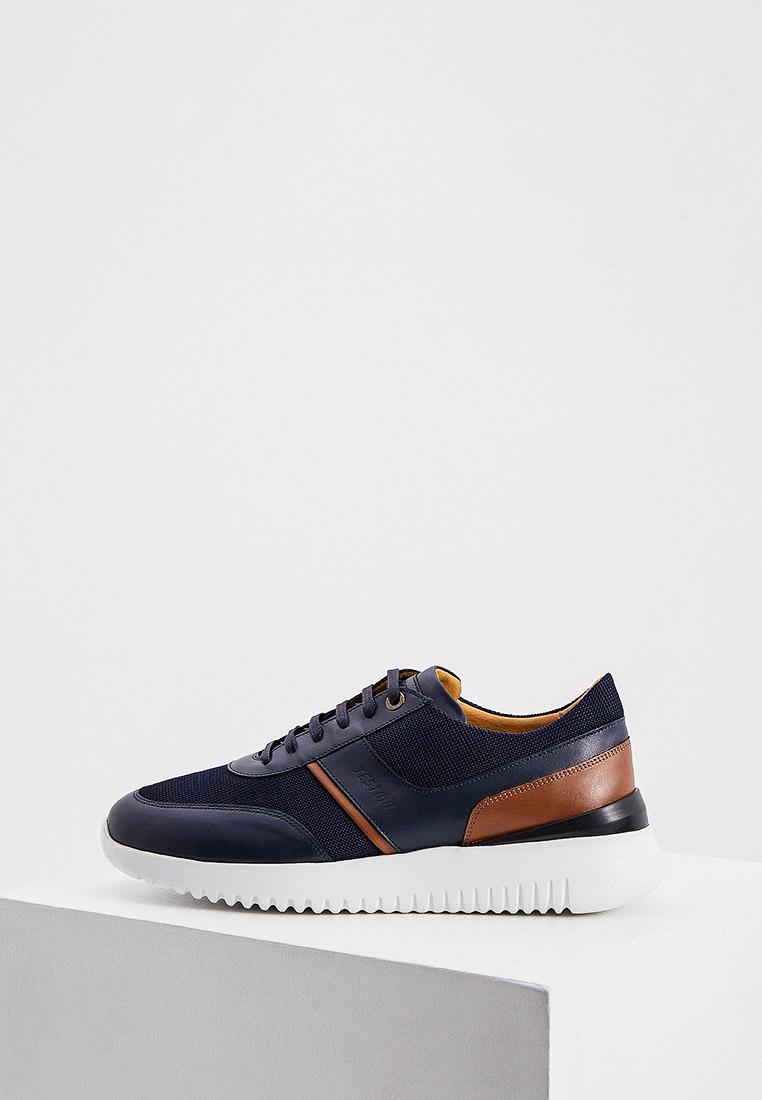 Мужские кроссовки A.Testoni MS70521