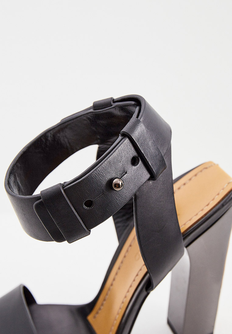 Женские босоножки Tom Ford 2059R-SVC-BLK: изображение 5