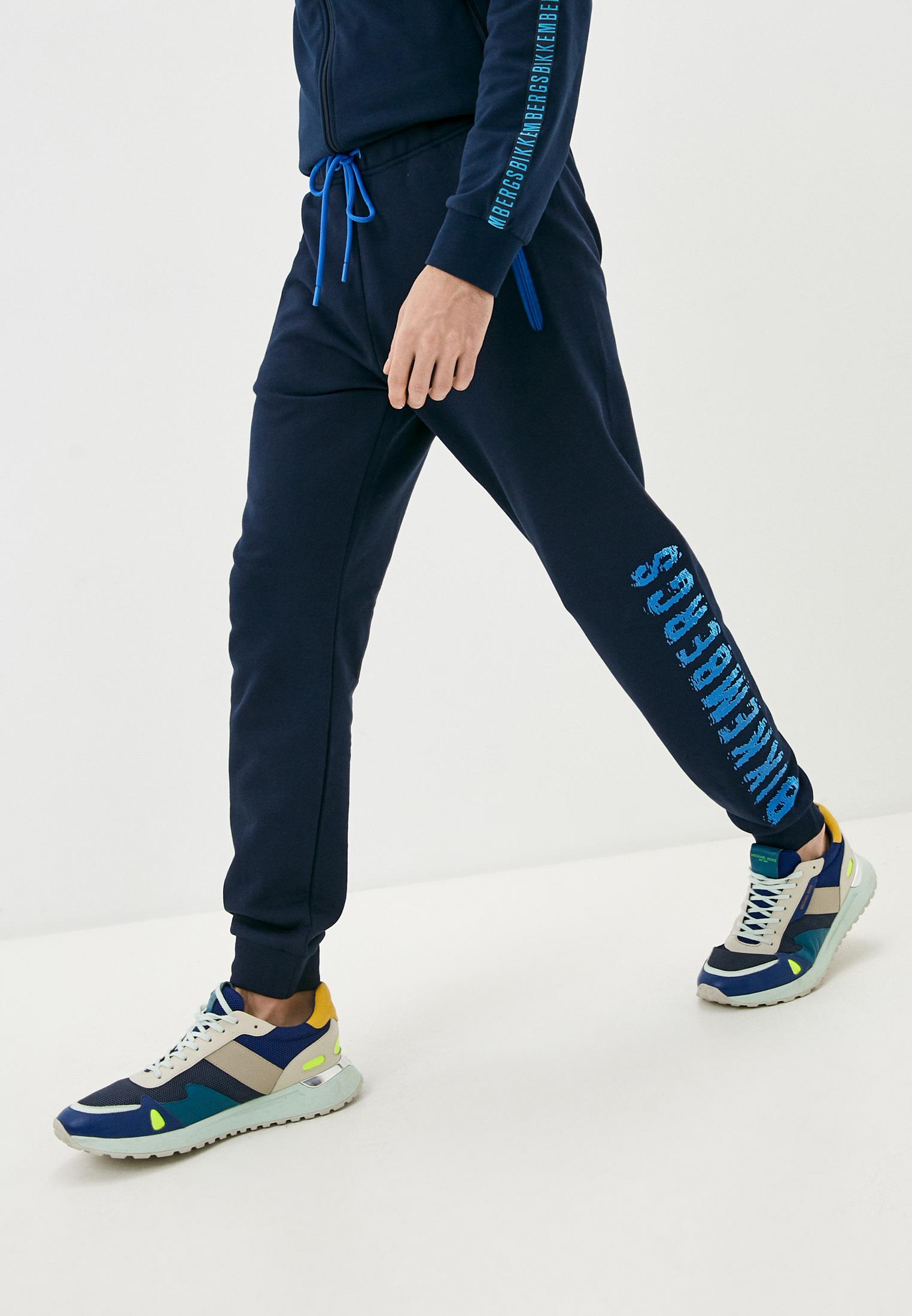 Мужские спортивные брюки Bikkembergs (Биккембергс) Брюки спортивные Bikkembergs