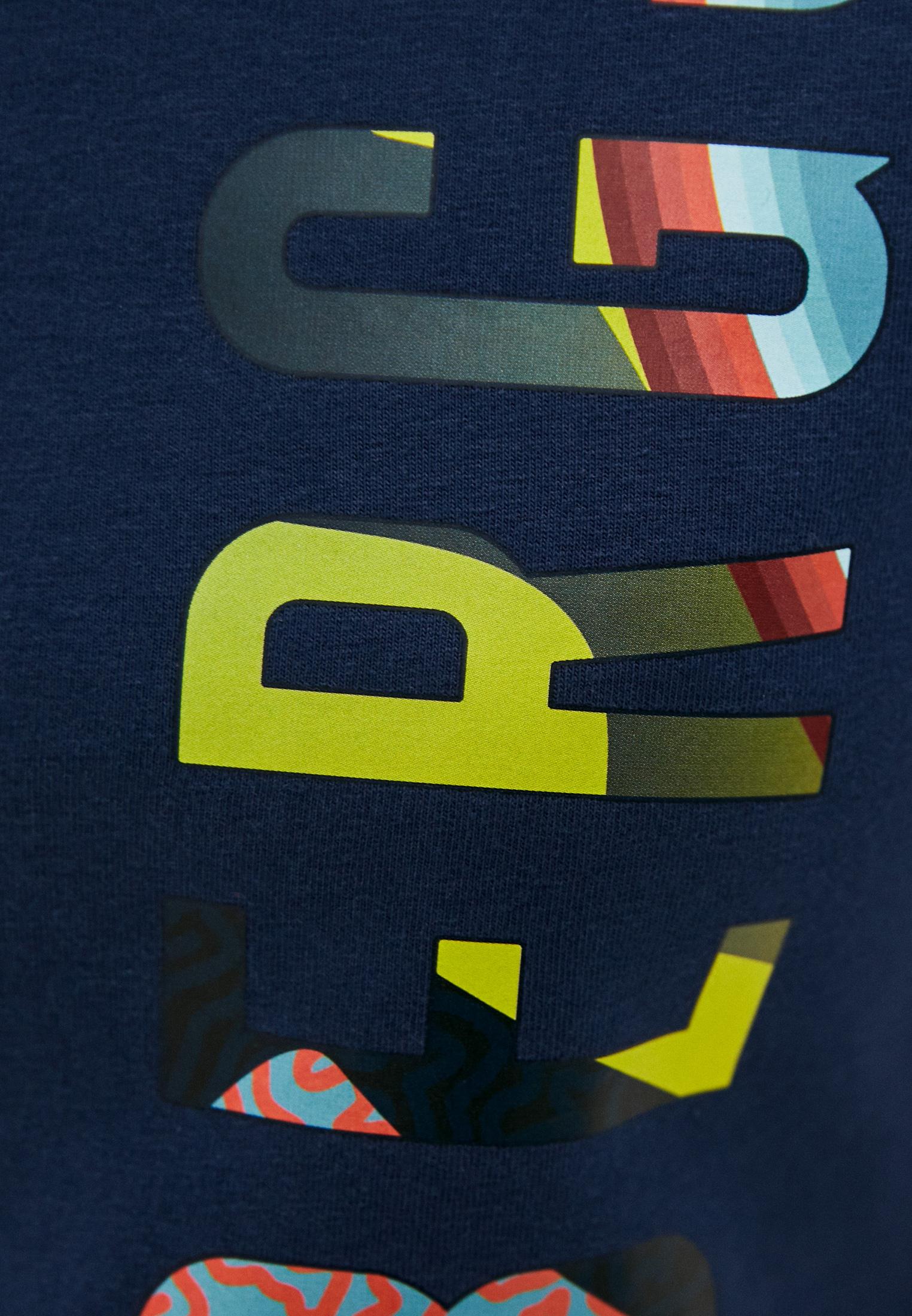 Футболка с коротким рукавом Bikkembergs D 4 047 03 E 2231: изображение 5