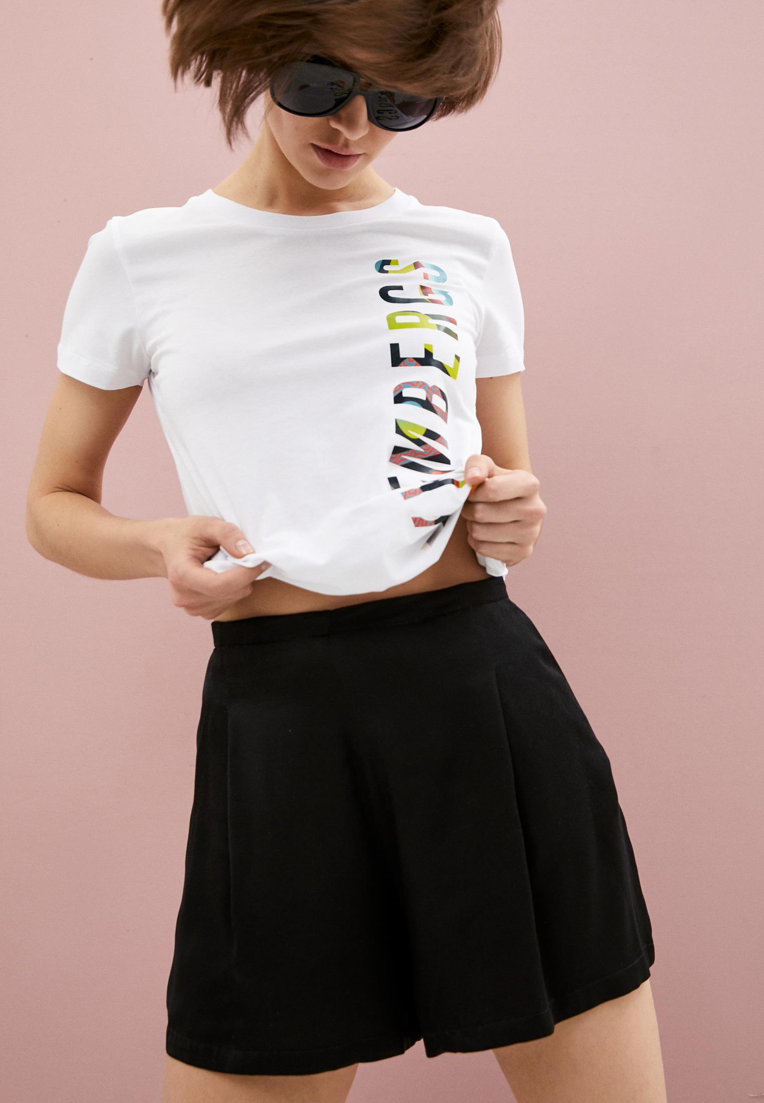 Женские повседневные шорты Bikkembergs D O 003 01 S 3550: изображение 2