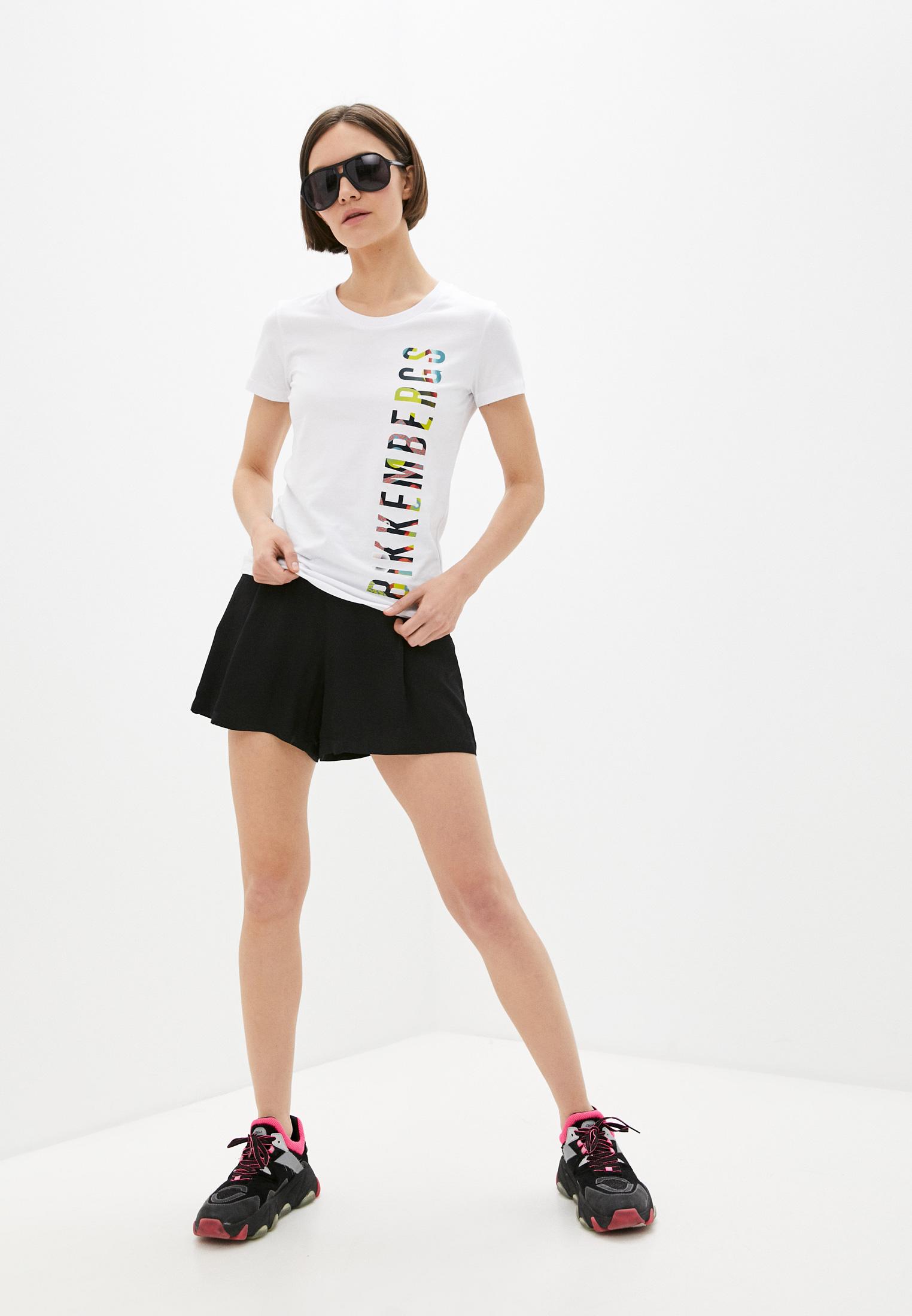 Женские повседневные шорты Bikkembergs D O 003 01 S 3550: изображение 3