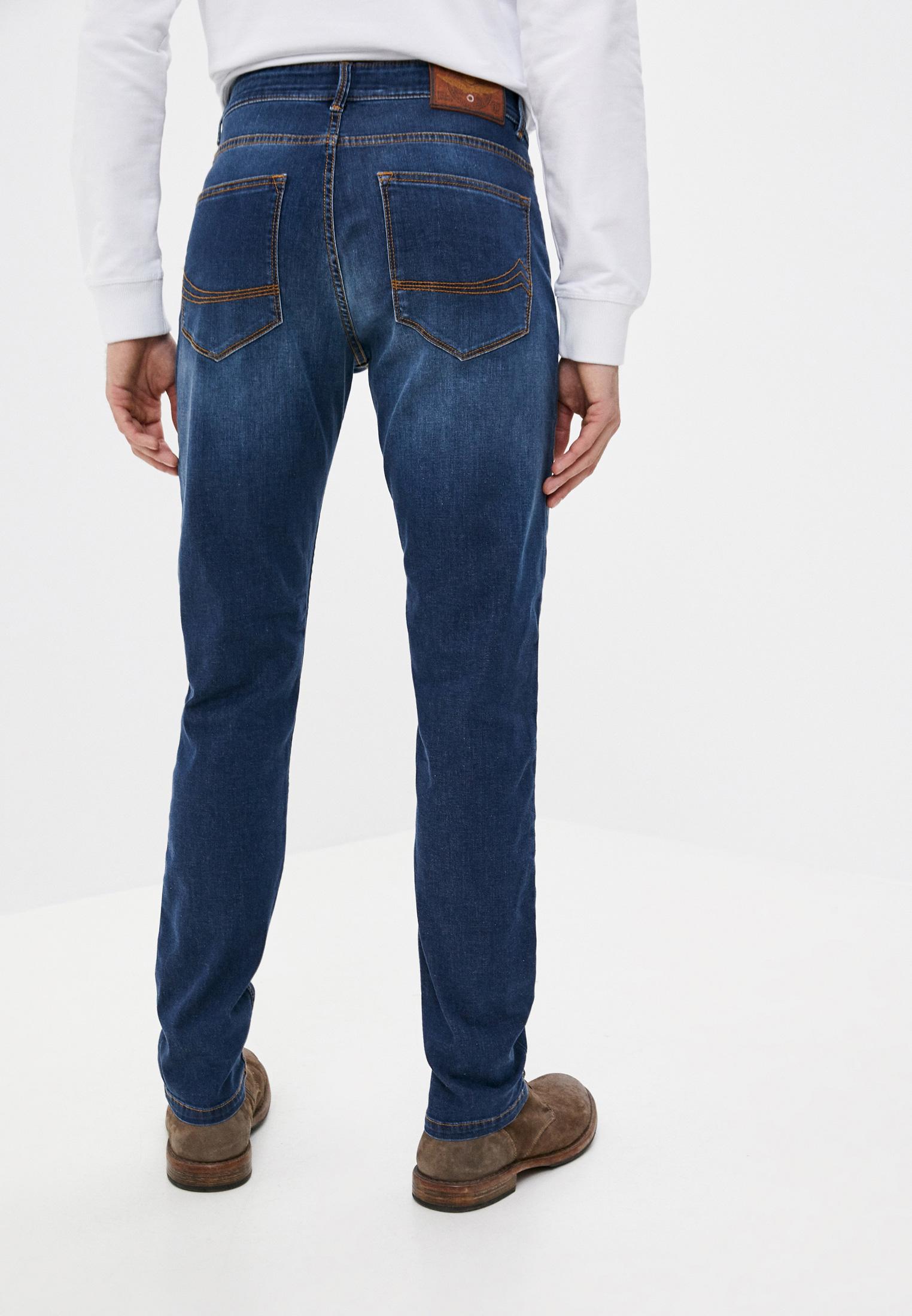 Зауженные джинсы Aeronautica Militare PJ171CT2670: изображение 4
