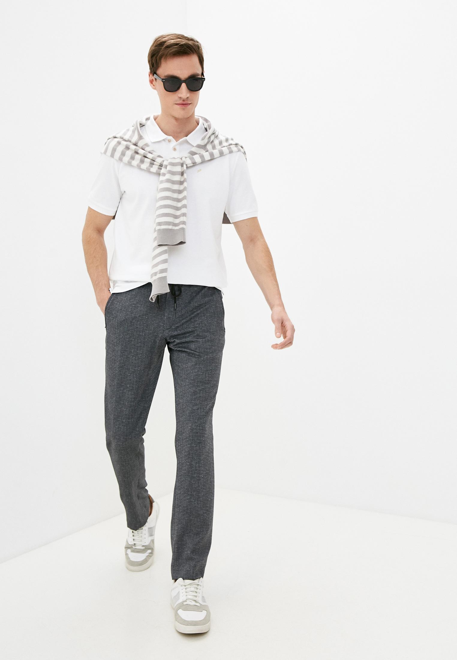 Мужские повседневные брюки DANIEL HECHTER 11130825262: изображение 3