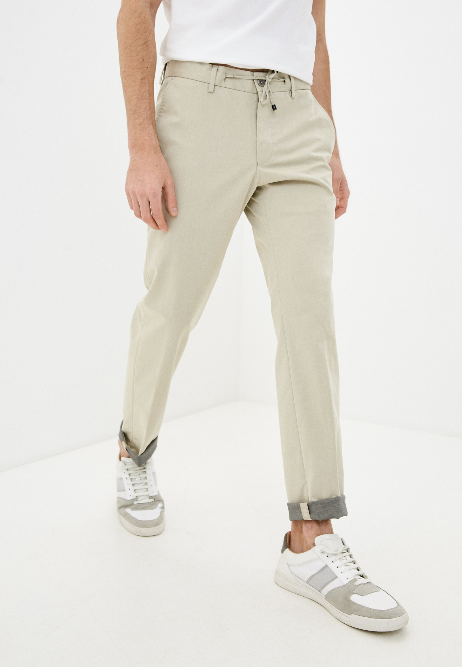 Мужские повседневные брюки DANIEL HECHTER 11130525261: изображение 1