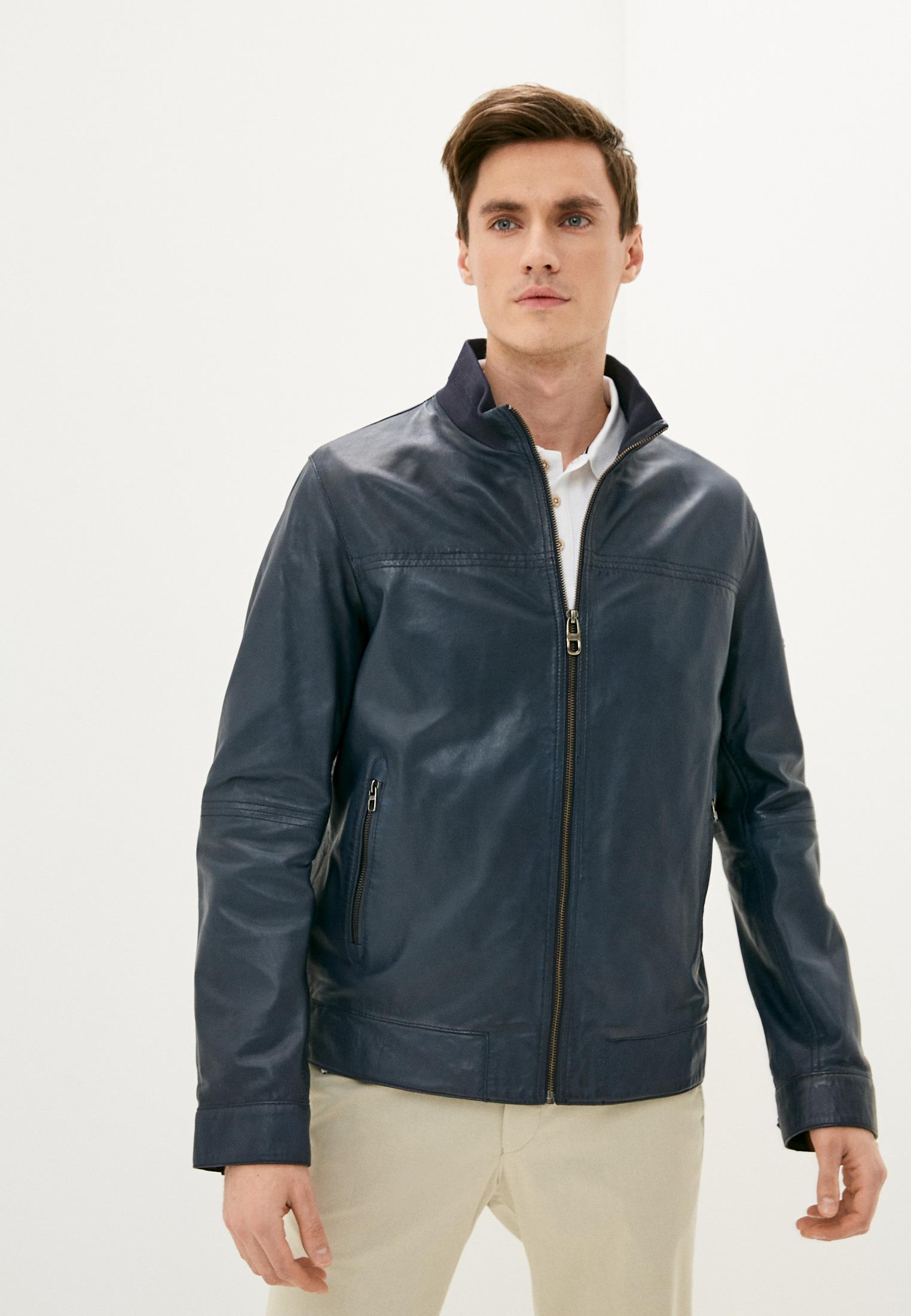 Кожаная куртка DANIEL HECHTER 11142555301