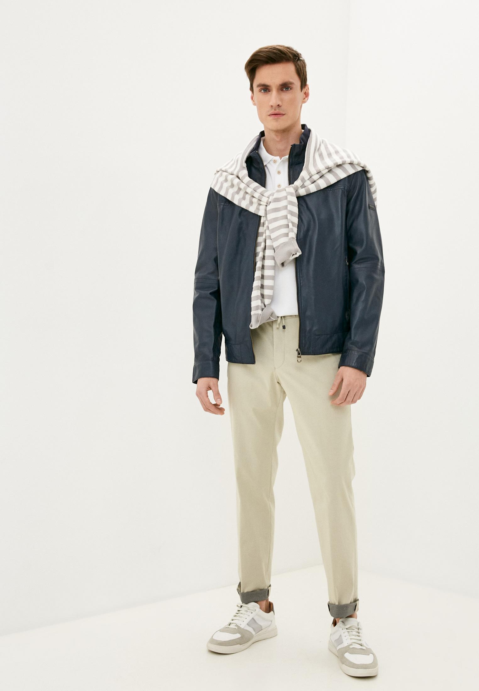 Кожаная куртка DANIEL HECHTER 11142555301: изображение 2