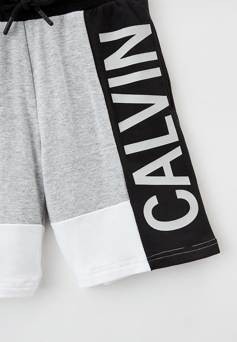 Шорты Calvin Klein Jeans IB0IB00787: изображение 3