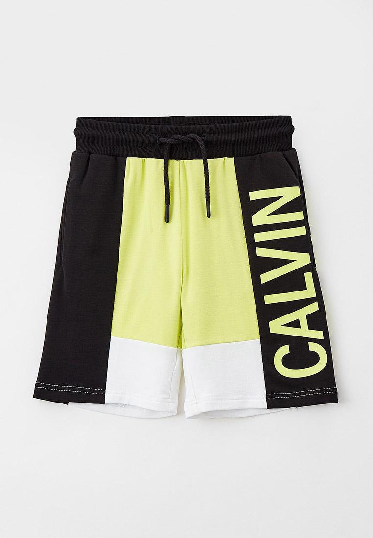 Шорты Calvin Klein Jeans IB0IB00787: изображение 4
