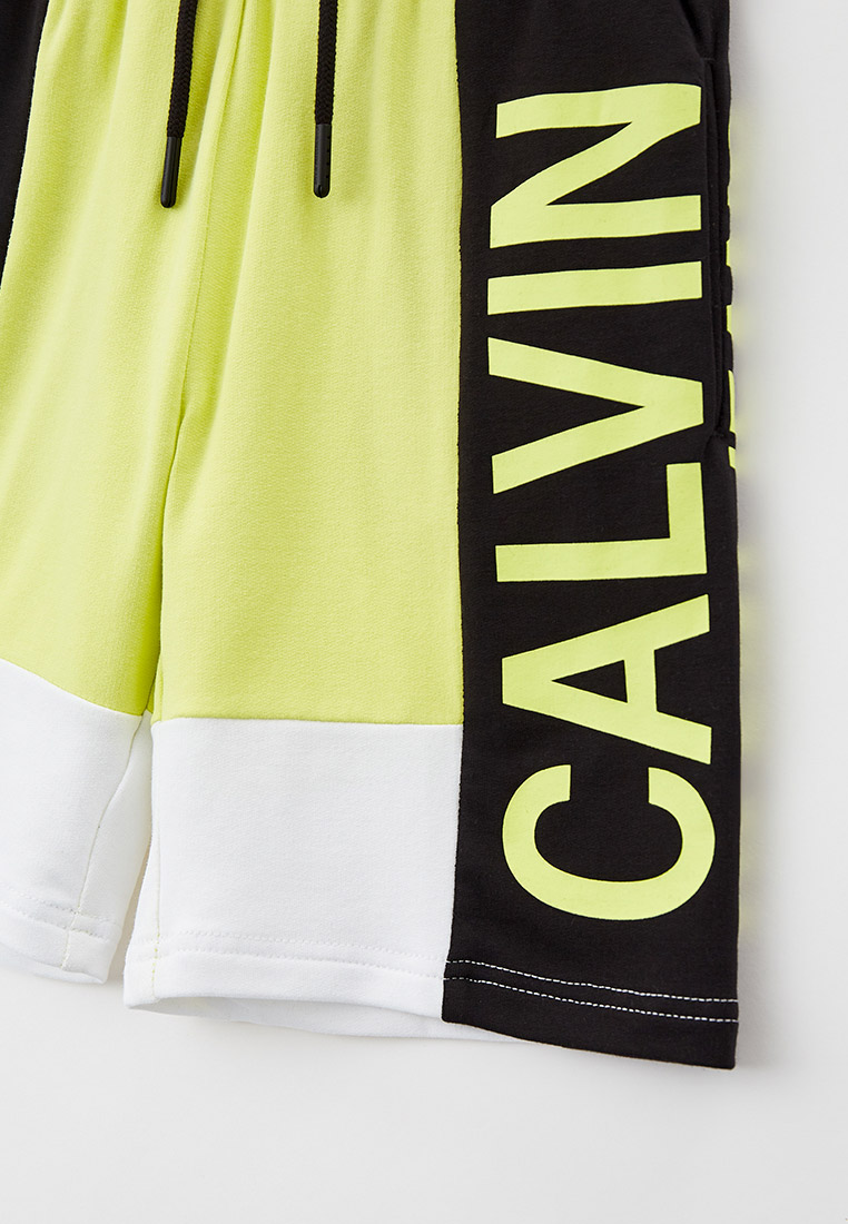 Шорты Calvin Klein Jeans IB0IB00787: изображение 6