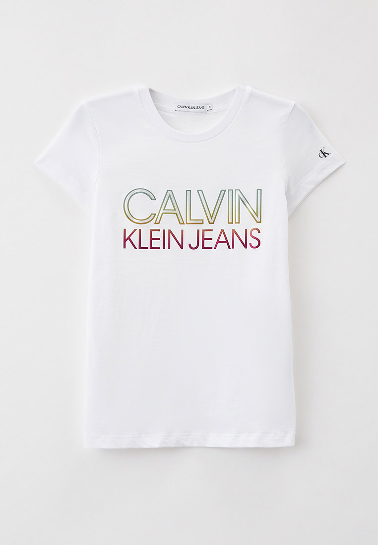 Футболка с коротким рукавом Calvin Klein Jeans IG0IG00892