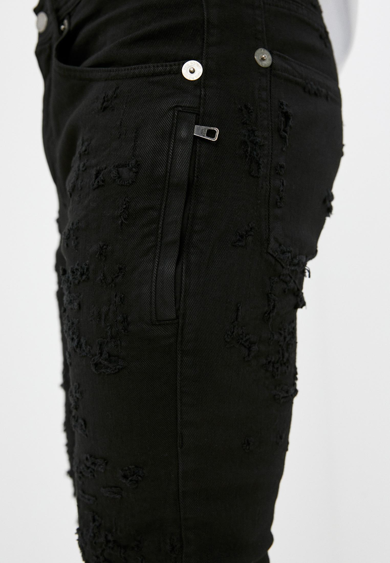 Зауженные джинсы Neil Barrett PBDE314X-Q805T: изображение 5
