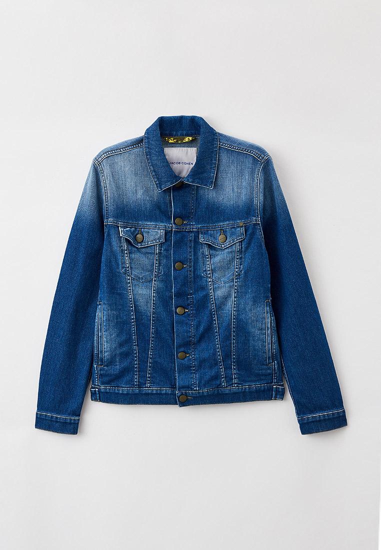 Джинсовая куртка Jacob Cohen J8064 MILITARY COMF