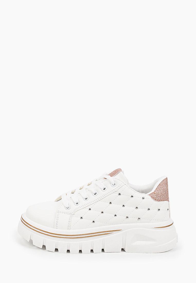 Женские кеды Ideal Shoes F98-2055