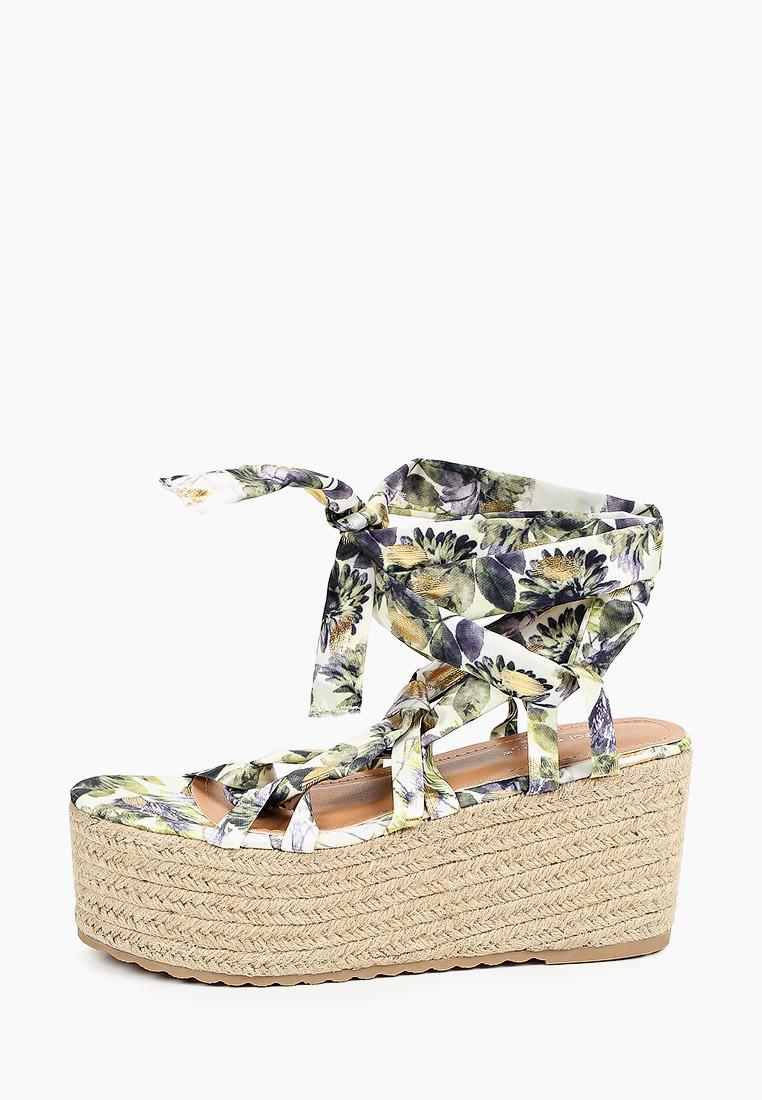 Женские босоножки Ideal Shoes F98-6696