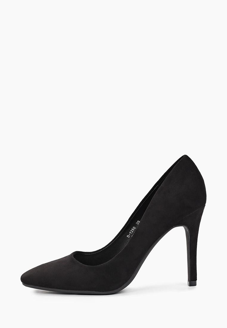 Женские туфли Ideal Shoes F98-D-1250