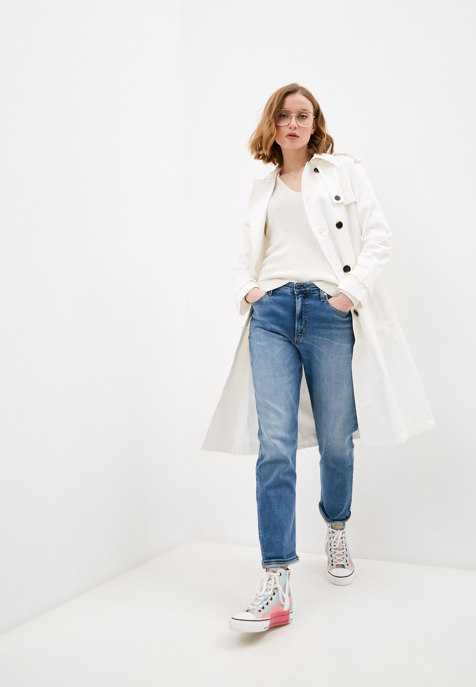 Прямые джинсы Calvin Klein (Кельвин Кляйн) K20K202985: изображение 3