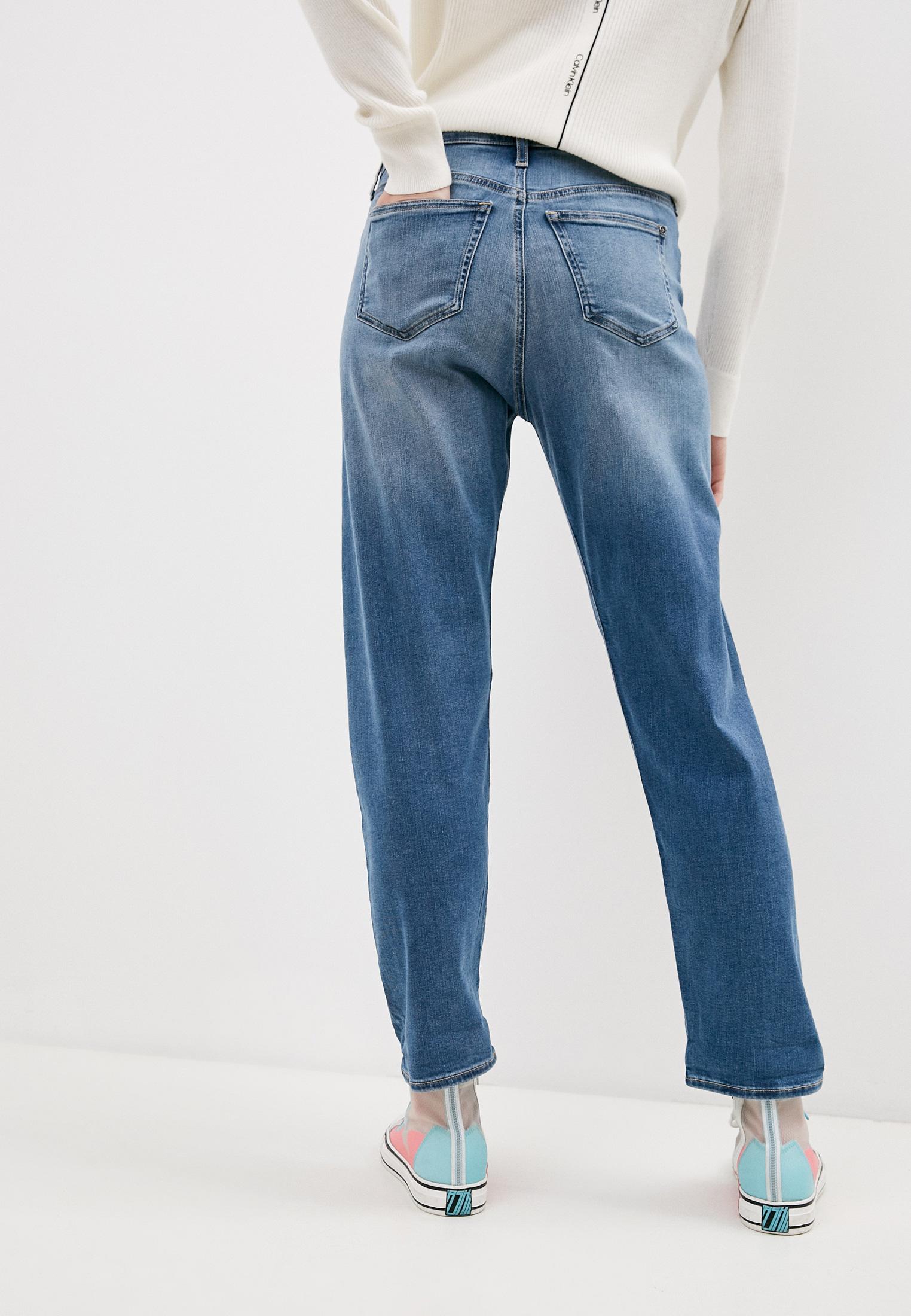 Прямые джинсы Calvin Klein (Кельвин Кляйн) K20K202985: изображение 4