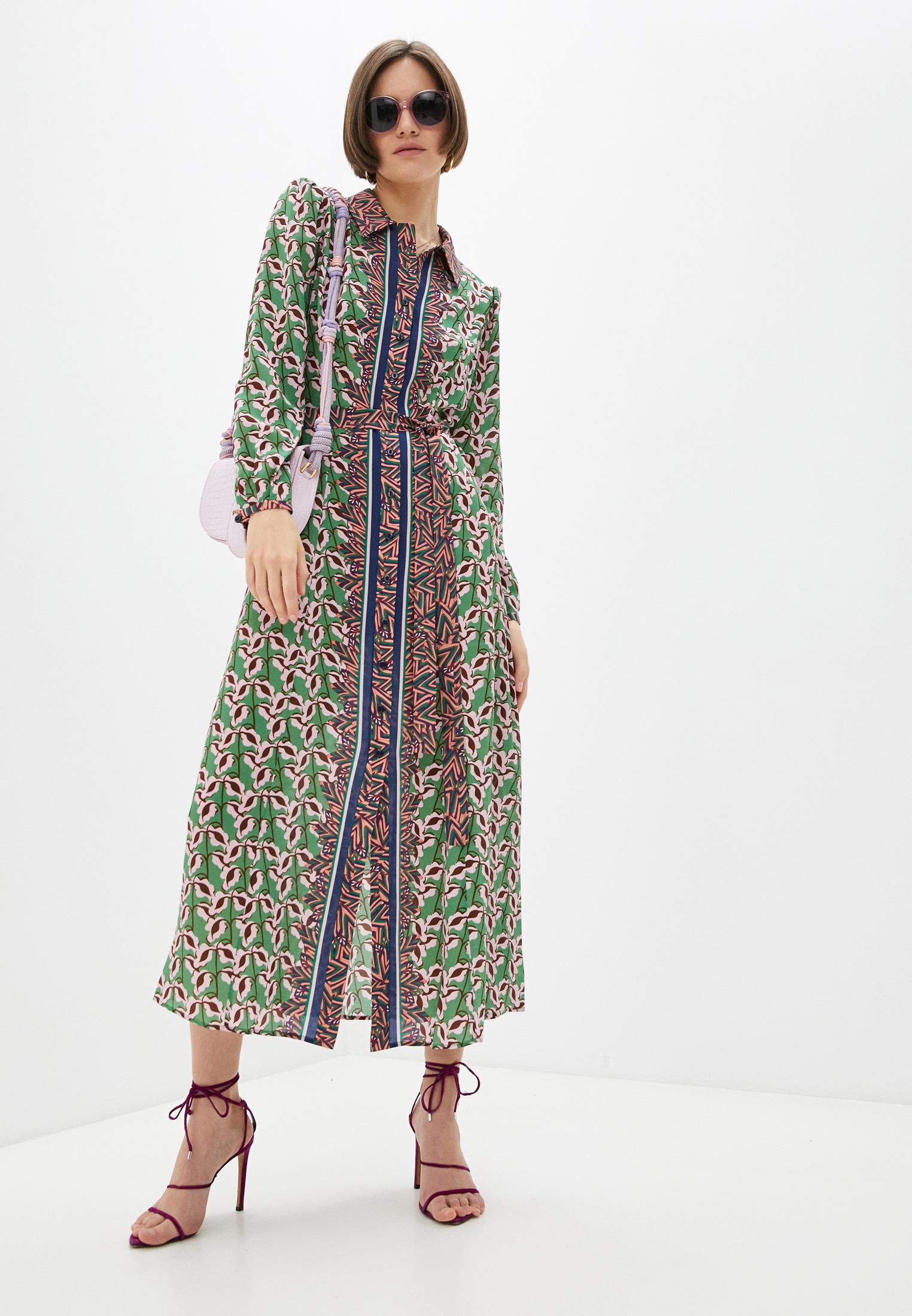 Повседневное платье SALONI 10399-1505