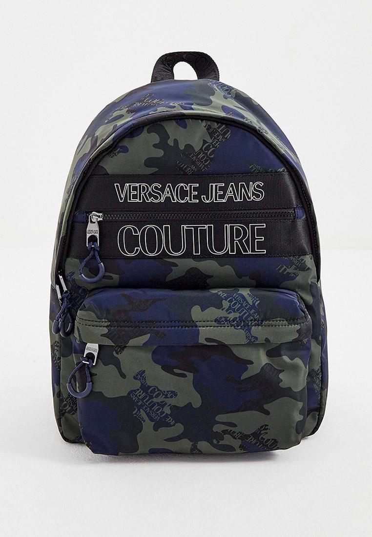 Городской рюкзак Versace Jeans Couture Рюкзак Versace Jeans Couture