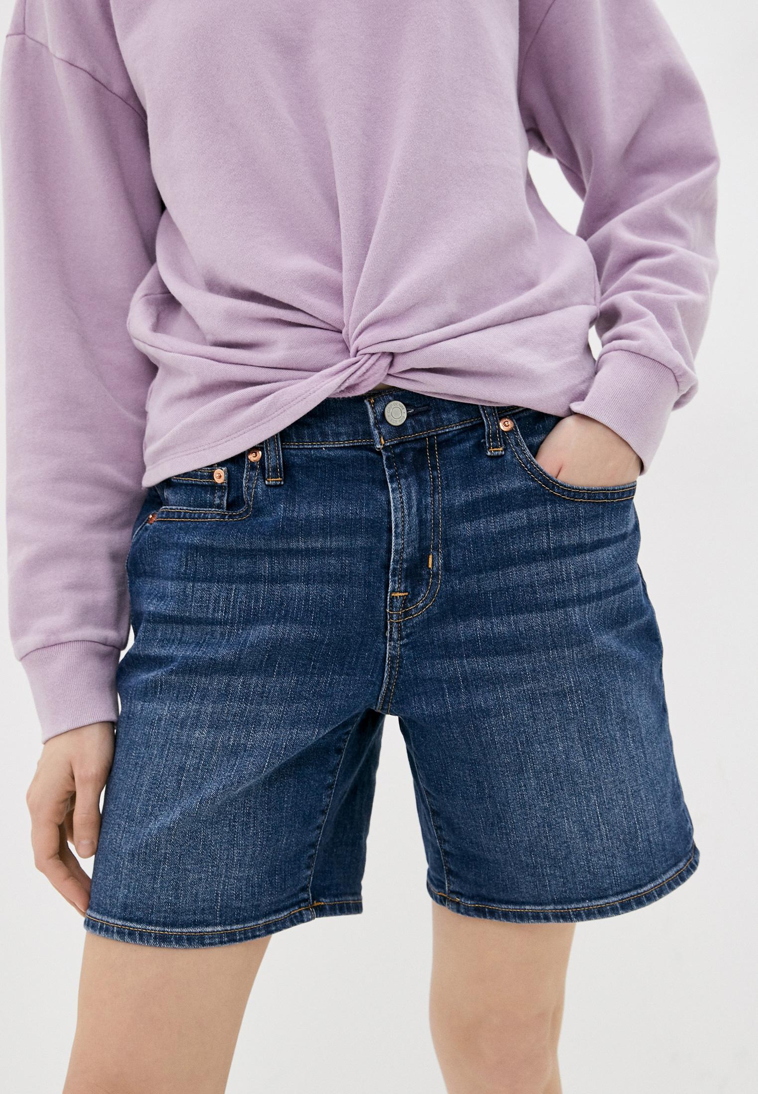 Женские джинсовые шорты Gap Шорты джинсовые Gap