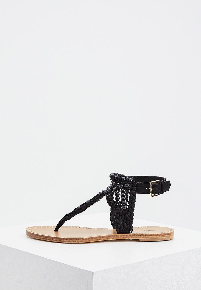 Женские сандалии Alberta Ferretti A63158216