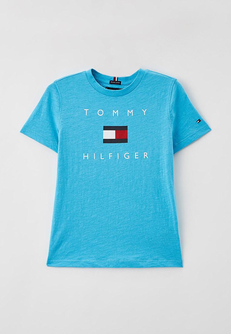 Футболка с коротким рукавом Tommy Hilfiger (Томми Хилфигер) KB0KB06523