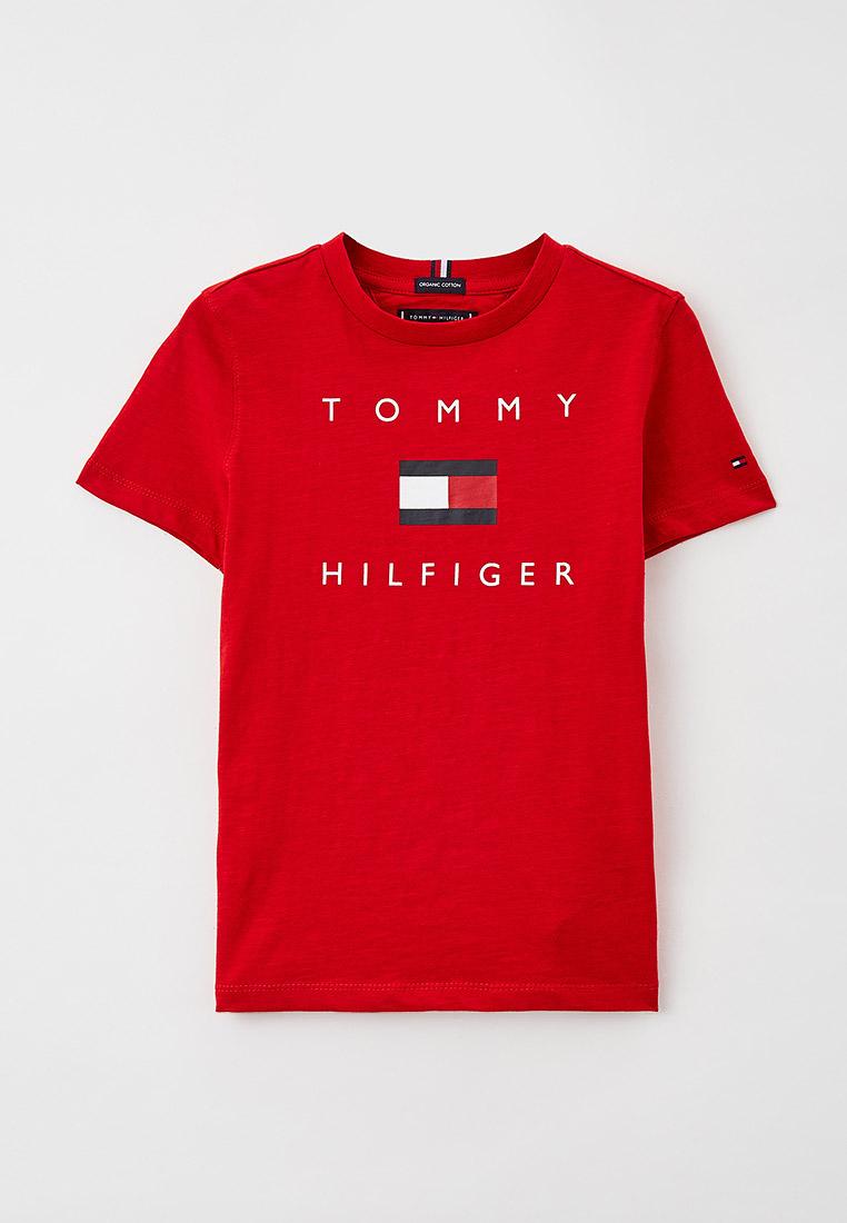 Футболка с коротким рукавом Tommy Hilfiger (Томми Хилфигер) KB0KB06523: изображение 1