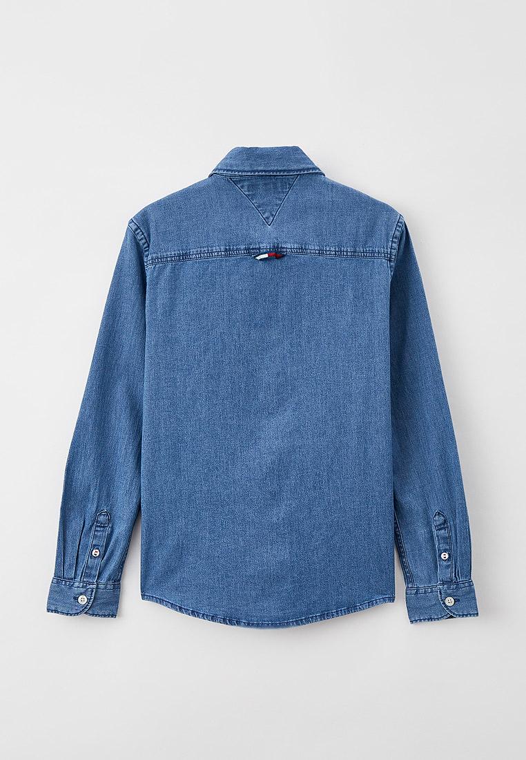 Рубашка Tommy Hilfiger (Томми Хилфигер) KB0KB06326: изображение 2