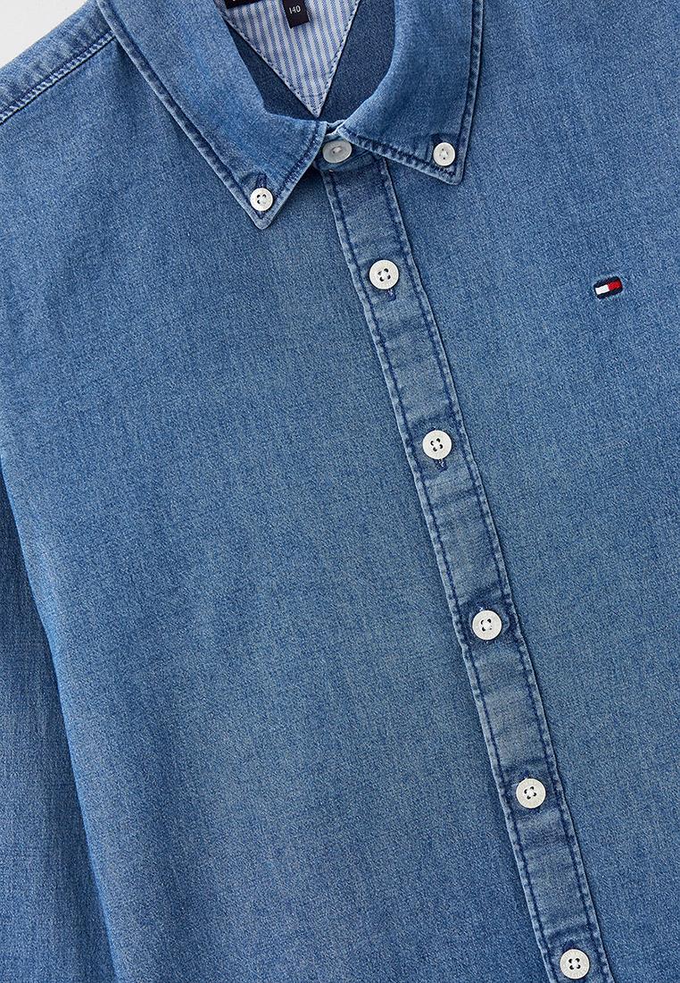 Рубашка Tommy Hilfiger (Томми Хилфигер) KB0KB06326: изображение 3