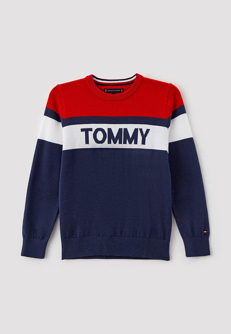 Джемпер Tommy Hilfiger (Томми Хилфигер) KB0KB06510: изображение 1