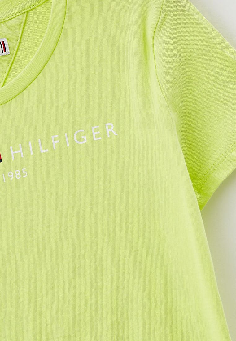 Футболка с коротким рукавом Tommy Hilfiger (Томми Хилфигер) KG0KG05242: изображение 2
