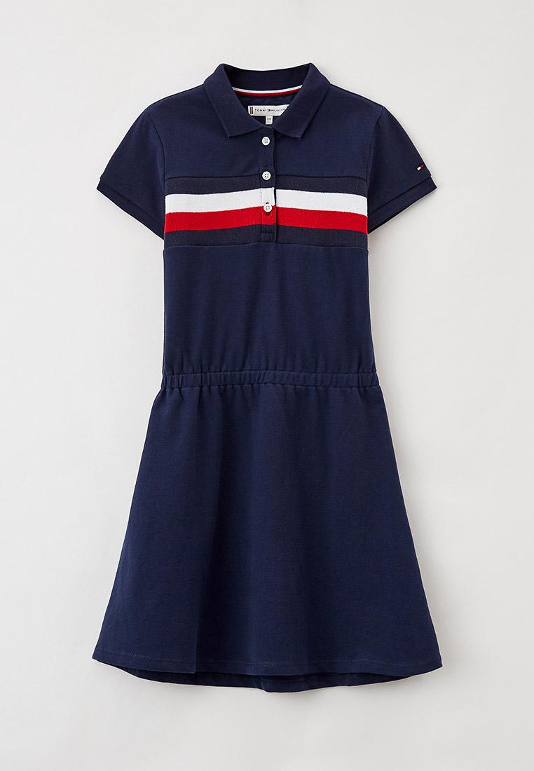 Повседневное платье Tommy Hilfiger (Томми Хилфигер) KG0KG05637: изображение 1