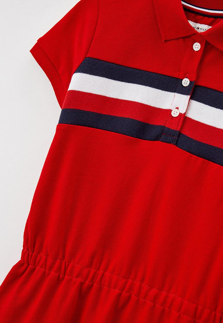 Повседневное платье Tommy Hilfiger (Томми Хилфигер) KG0KG05637: изображение 3