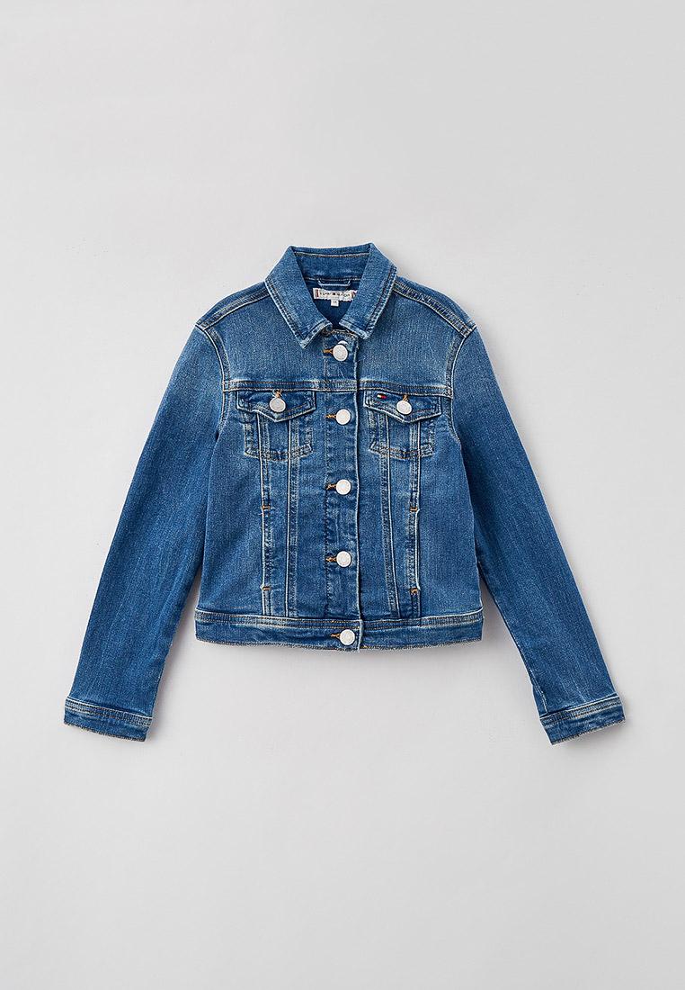 Ветровка Tommy Hilfiger (Томми Хилфигер) Куртка джинсовая Tommy Hilfiger